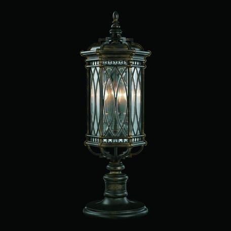 Садово-парковый светильник Fine Art Lamps Warwickshire 611283, 3xE14x60W