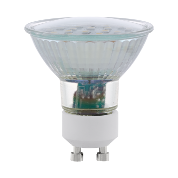 Светодиодная лампа Eglo 11535 MR16 GU10 5W, 3000K (теплый) CRI>80, гарантия 5 лет