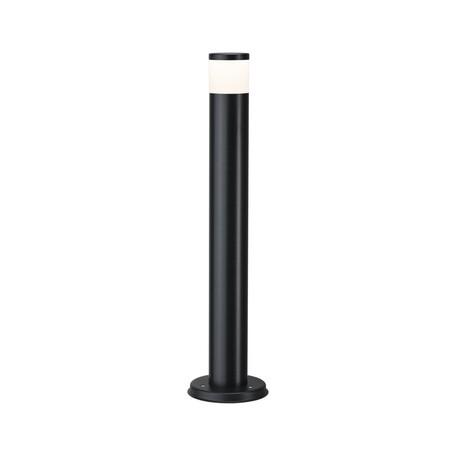 Садово-парковый светильник Paulmann Outdoor Bollard 94190, IP44, 1xGU10x20W, серый, металл, пластик