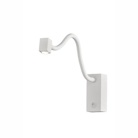 Настенный светильник Mantra Boavista 6048, белый, металл