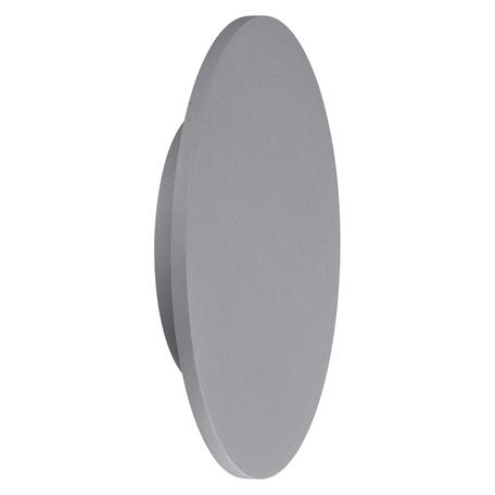 Настенный светильник Mantra Bora Bora C0118, серебро, белый с серебром, металл, пластик