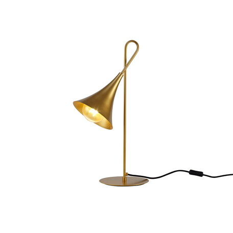 Настольная лампа Mantra Jazz 6356, золото, металл
