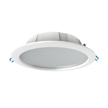 Встраиваемая светодиодная панель Mantra Graciosa 6392, IP44, белый, матовый, металл, пластик