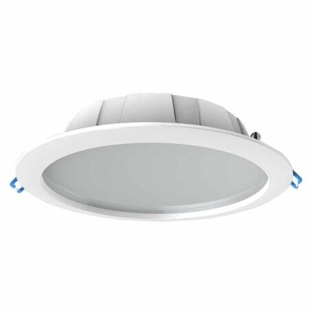 Встраиваемая светодиодная панель Mantra Graciosa 6391, IP44, белый, матовый, металл, пластик