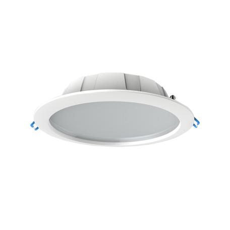 Светодиодная панель Mantra Graciosa 6397, IP44, белый, матовый, металл, пластик