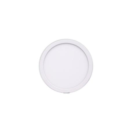 Встраиваемая светодиодная панель Mantra Saona C0185, белый, металл, пластик