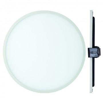Встраиваемая светодиодная панель Mantra Saona C0187, белый, металл, пластик - миниатюра 2