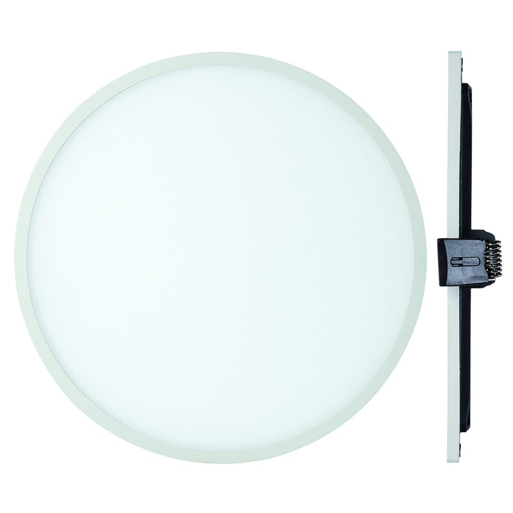 Встраиваемая светодиодная панель Mantra Saona C0187, белый, металл, пластик - фото 2