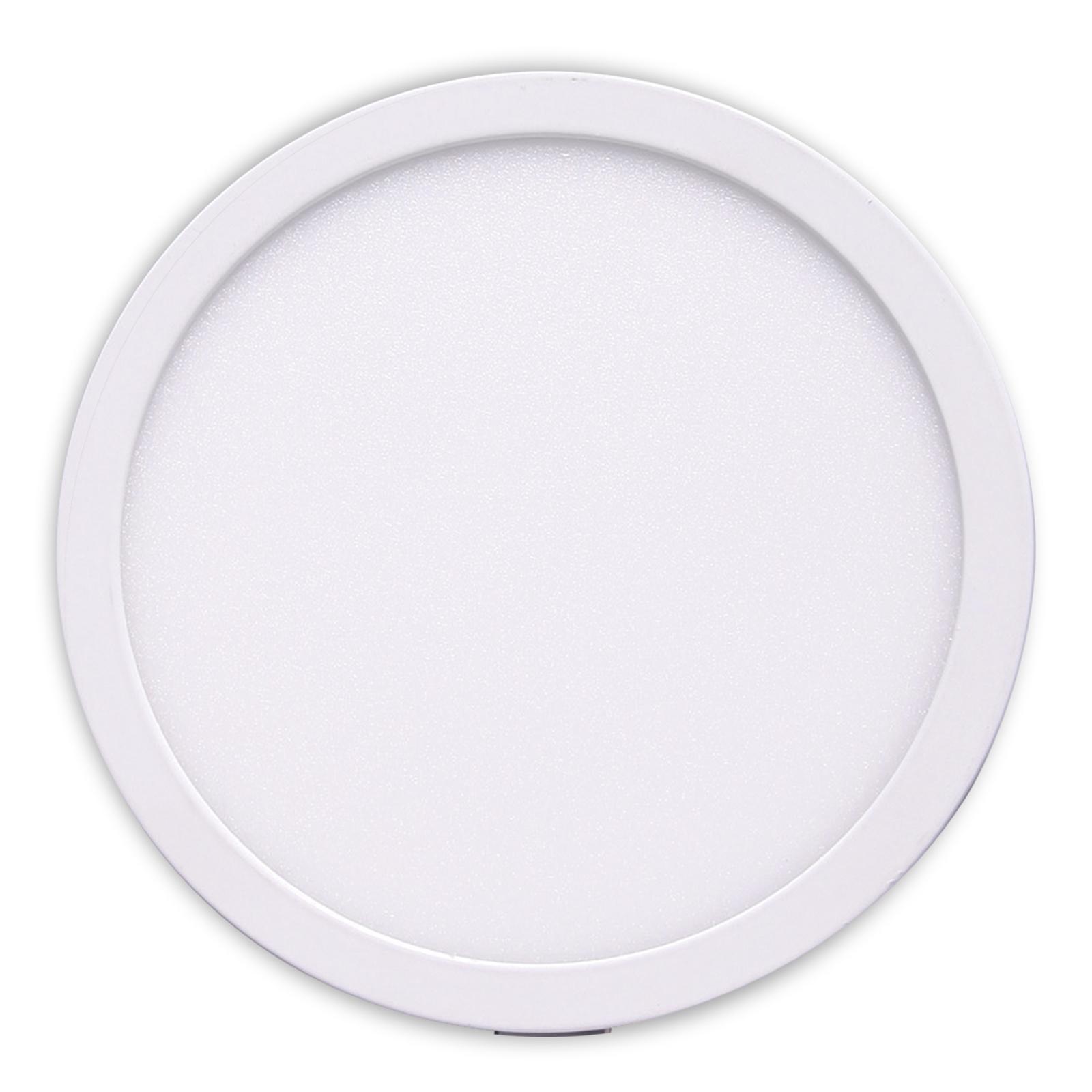 Встраиваемая светодиодная панель Mantra Saona C0187, белый, металл, пластик - фото 3