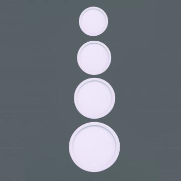 Встраиваемая светодиодная панель Mantra Saona C0187, белый, металл, пластик - миниатюра 4