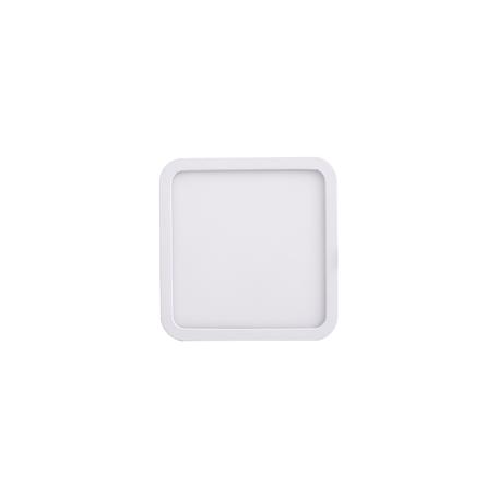 Встраиваемая светодиодная панель Mantra Saona C0195, белый, металл, пластик