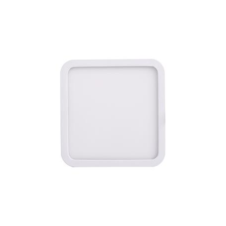 Встраиваемая светодиодная панель Mantra Saona C0196, белый, металл, пластик