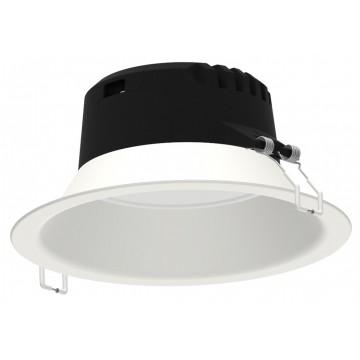 Встраиваемый светильник Mantra Medano 6396, белый, металл