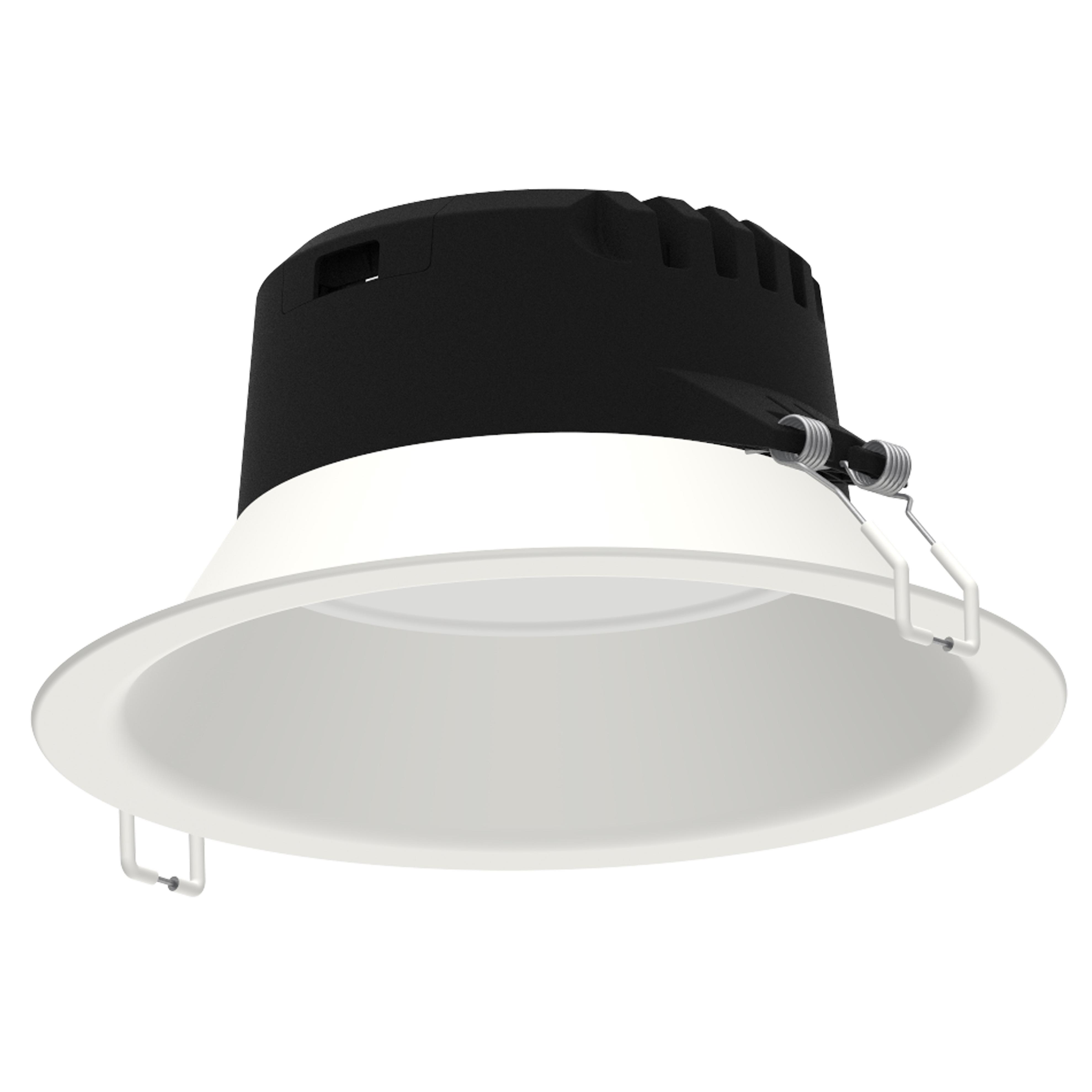 Встраиваемый светильник Mantra Medano 6395, белый, металл - фото 1