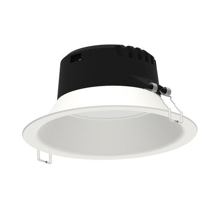 Встраиваемый светильник Mantra Medano 6398, белый, металл