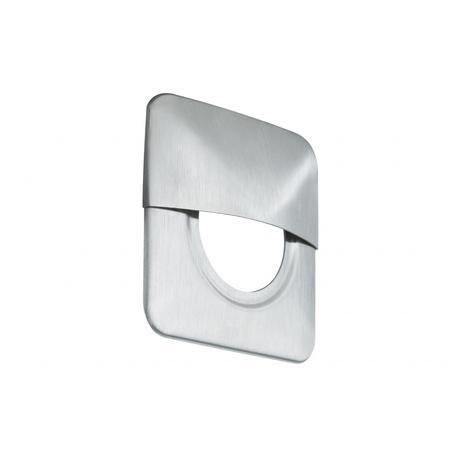 Декоративная рамка Paulmann Cover Cap Square 93745, сталь, металл