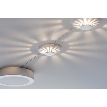 Гибкая система освещения Paulmann Star Frill LED 93648, LED 2,7W, белый, металл, пластик