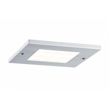 Мебельный светодиодный светильник Paulmann Micro Line LED Leaf 93561, LED 4,7W, алюминий, металл с пластиком