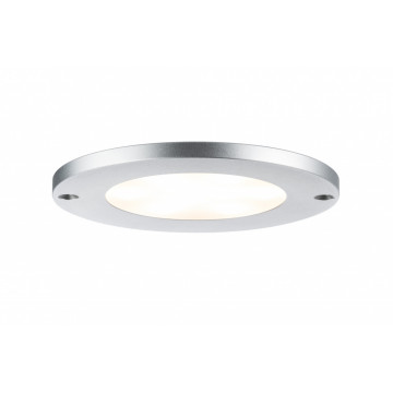 Мебельный светодиодный светильник Paulmann Micro Line LED Leaf 93562, LED 4W, алюминий, металл с пластиком