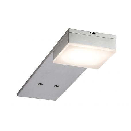 Мебельный светодиодный светильник Paulmann Micro Line LED Setup 93566, LED 3,2W, металл, металл с пластиком