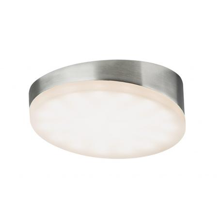 Мебельный светодиодный светильник Paulmann Micro Line LED Gate 93582, LED 6,2W, матовый хром, металл с пластиком