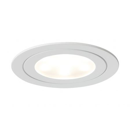 Встраиваемый мебельный светодиодный светильник Paulmann Micro Line LED Circuit 93569, LED 5,6W, белый, металл