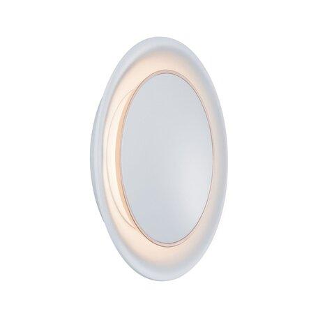 Встраиваемый настенный светодиодный светильник Paulmann Wall Neordic adjustable 230V 92926, LED 2,5W, пластик
