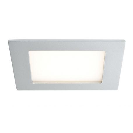 Встраиваемый настенный светодиодный светильник Paulmann Premium Line Areal 93758, LED 2W, алюминий, металл с пластиком