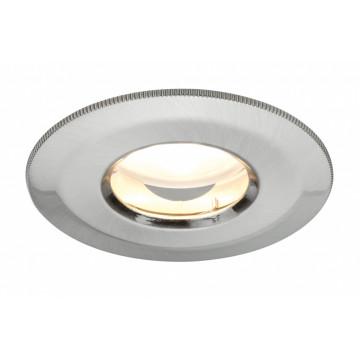 Встраиваемый светодиодный светильник Paulmann Premium Line LED IP65 230V Coin 51mm 92848, IP65