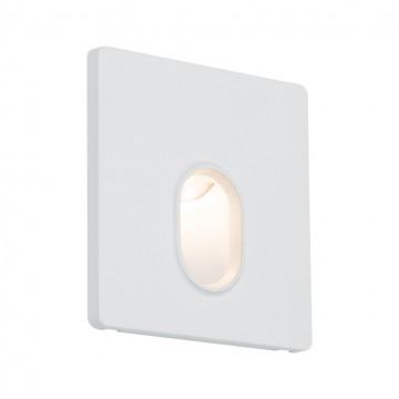 Встраиваемый настенный светодиодный светильник Paulmann Wall 230V 92922