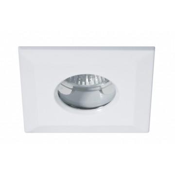 Встраиваемый светильник Paulmann Premium Line IP65 Quadro 93728, IP65