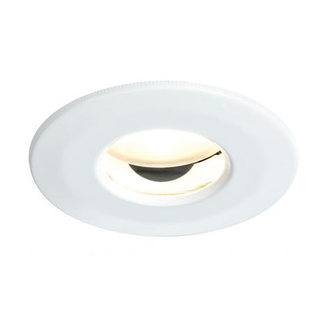 Встраиваемый светодиодный светильник Paulmann Premium Line LED IP65 230V Coin 51mm 92847, IP65, LED 7W, белый, металл