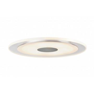Встраиваемый светодиодный светильник Paulmann Premium Line Whirl dimmable 92917, IP23, LED 6W, алюминий, металл с пластиком