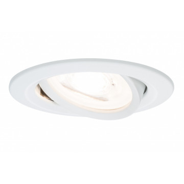 Встраиваемый светильник Paulmann Premium LED Nova 230V GU10 51mm dimmable 93605, IP23, 1xGU10x7W, металл