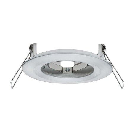 Встраиваемый светодиодный светильник Paulmann 2Easy Spot-Set Premium Nova 93636, LED 7W, алюминий, металл