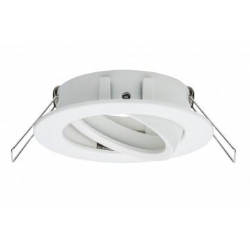 Встраиваемый светодиодный светильник Paulmann 2Easy Spot-Set Premium Nova 93643, LED 7W, белый, металл