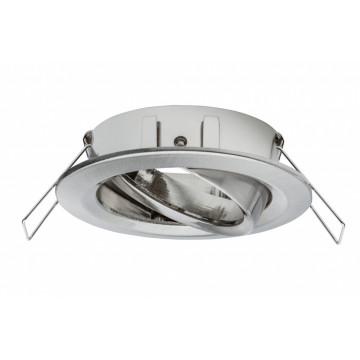 Встраиваемый светодиодный светильник Paulmann 2Easy Spot-Set Premium Nova 93645, LED 7W, алюминий, металл