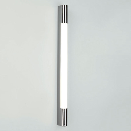 Настенный светодиодный светильник Astro Palermo 1084022 (7620), IP44, LED 13,6W 3000K 650lm CRI80, хром, пластик - миниатюра 1
