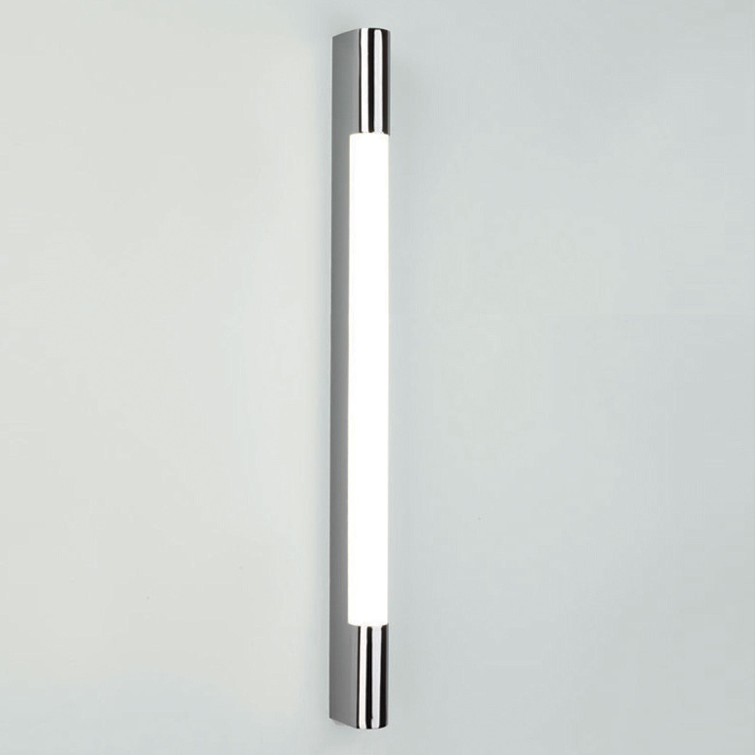 Настенный светодиодный светильник Astro Palermo 1084022 (7620), IP44, LED 13,6W 3000K 650lm CRI80, хром, пластик - фото 1