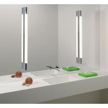 Настенный светодиодный светильник Astro Palermo 1084022 (7620), IP44, LED 13,6W 3000K 650lm CRI80, хром, пластик - миниатюра 2