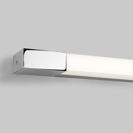 Настенный светодиодный светильник Astro Romano 1150017 (7624), IP44, LED 19,6W 3000K 1028lm CRI80, хром, пластик