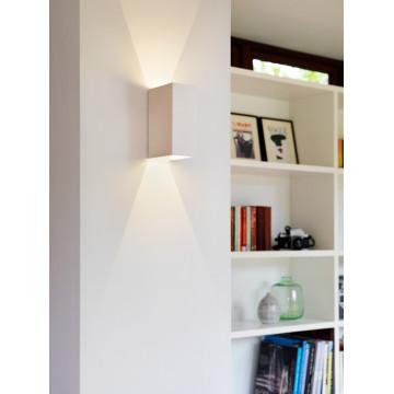 Настенный светодиодный светильник Astro Parma 1187014 (7598), LED 6,4W 2700K 154.59lm CRI80, белый, под покраску, гипс - миниатюра 2