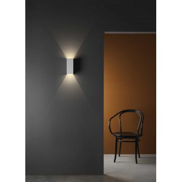 Настенный светодиодный светильник Astro Parma 1187014 (7598), LED 6,4W 2700K 154.59lm CRI80, белый, под покраску, гипс - миниатюра 3