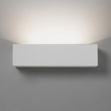 Настенный светодиодный светильник Astro Parma 1187015 (7599), LED 8,7W 2700K 319lm CRI80, белый, под покраску, гипс - миниатюра 2