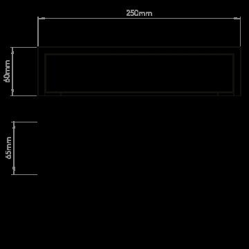 Схема с размерами Astro 1187015