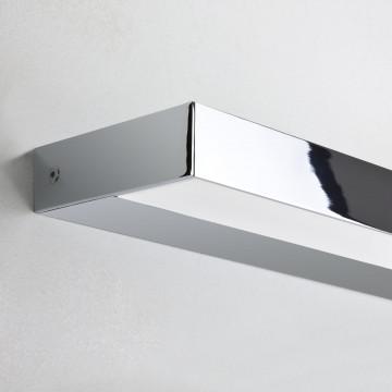 Настенный светодиодный светильник Astro Axios 1307007 (7972), IP44, LED 12,8W 3000K 435.8lm CRI80, хром, металл, пластик