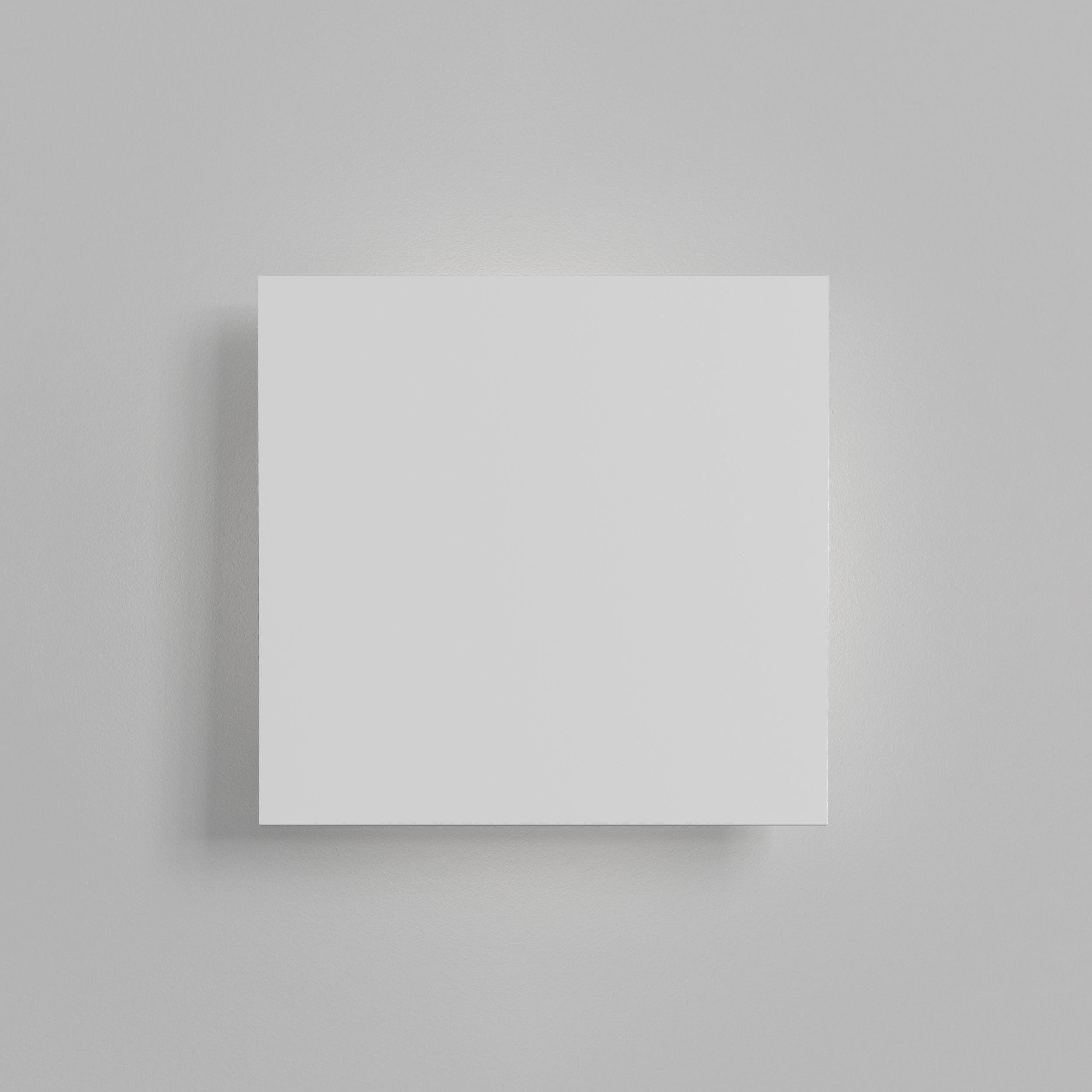 Настенный светодиодный светильник Astro Eclipse 1333004 (7610), LED 12,2W 2700K 576.35lm CRI60, белый, под покраску, гипс - фото 2