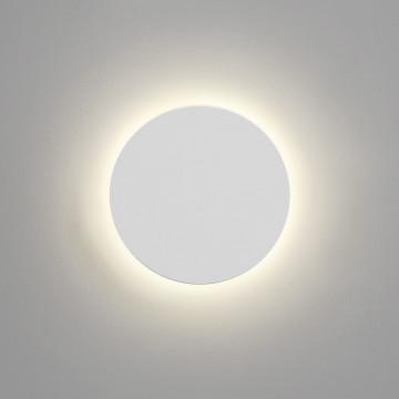 Настенный светодиодный светильник Astro Eclipse 1333005 (7611), LED 8,1W 2700K 357.43lm CRI60, белый, под покраску, гипс - миниатюра 3