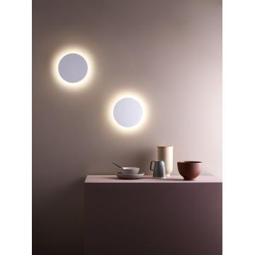 Настенный светодиодный светильник Astro Eclipse 1333005 (7611), LED 8,1W 2700K 357.43lm CRI60, белый, под покраску, гипс - миниатюра 5