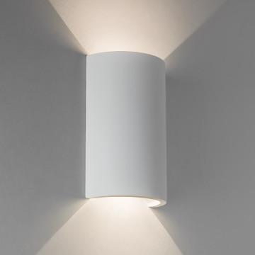 Настенный светодиодный светильник Astro Serifos 1350002 (7613), LED 6W 2700K 220lm CRI80, белый, под покраску, гипс